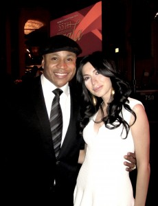 Beril with LL Cool J