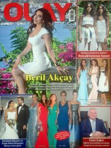 Beril Akcay Olay Trend